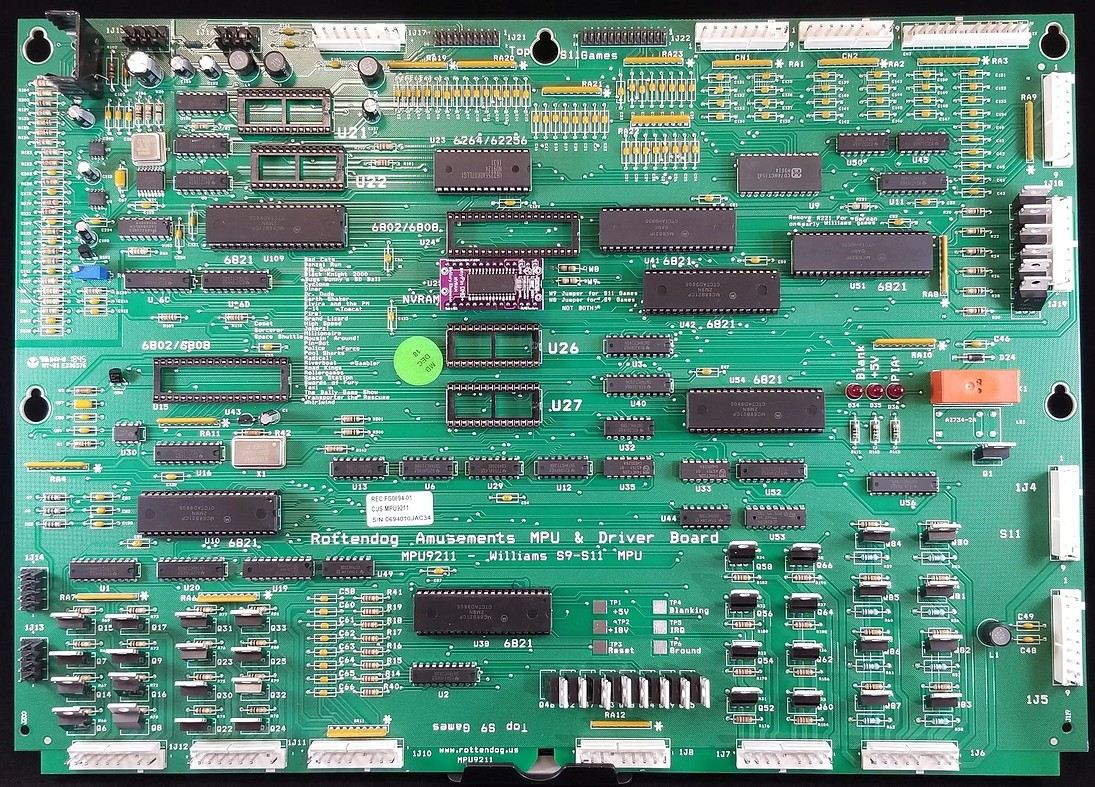 Rottendog Replacement boards