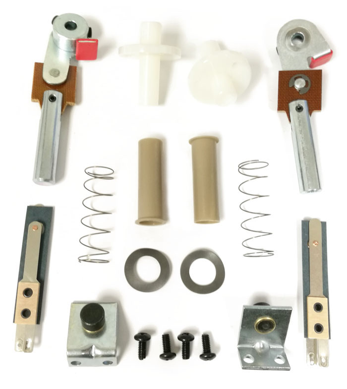 Williams Algar Barracora Firepower II Warlok Pinball Machine Flipper Rebuild Kit